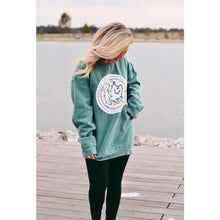 Light Green Crewneck