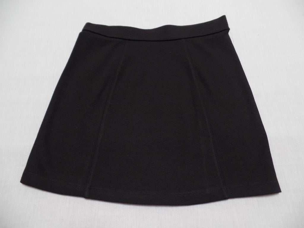 Girls FG Ponte Skirt - 85% Cotton, 15% Polyester: Size L 10-12
