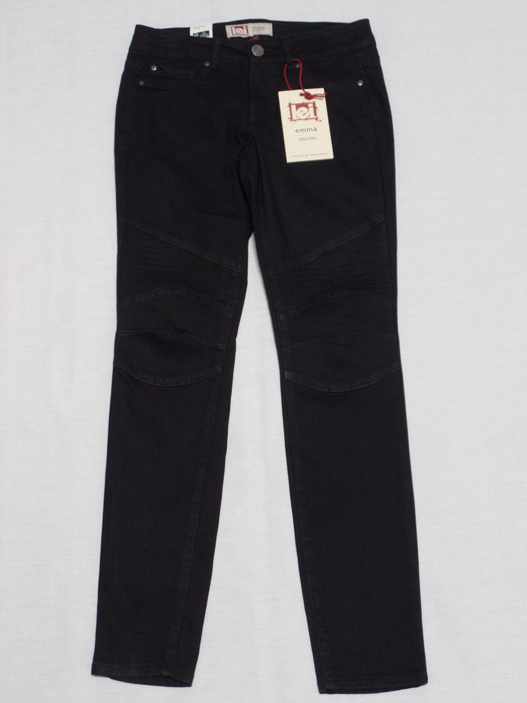 Junior Emma Jeggins Long - 81% Cotton 18% Polyester, 1% Spandex: Sizes 5, 9