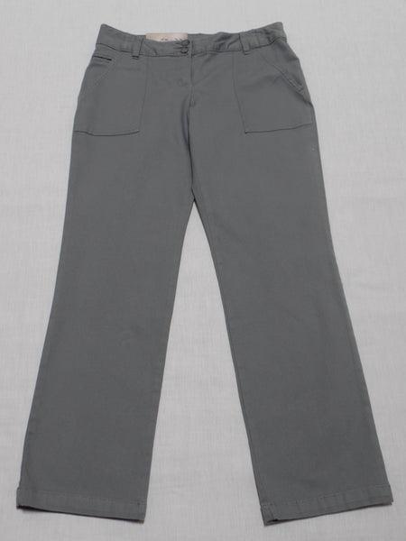 Comfort Fit Pork Chop 2-Pocket Pants - 98% Cotton, 2% Spandex: Size 6A