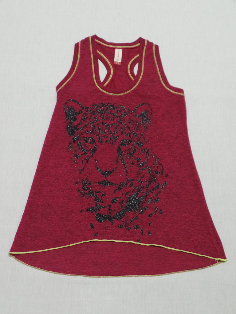 Juniors Hacci Tank - 100% Polyester: Size S 3-5