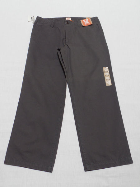 Dockers Straight Fit Flat Front Long Pants -100% Cotton: Size W34XL29