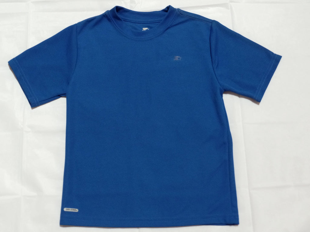 Boys Starter Tee - 100% Polyester: Size 8 M
