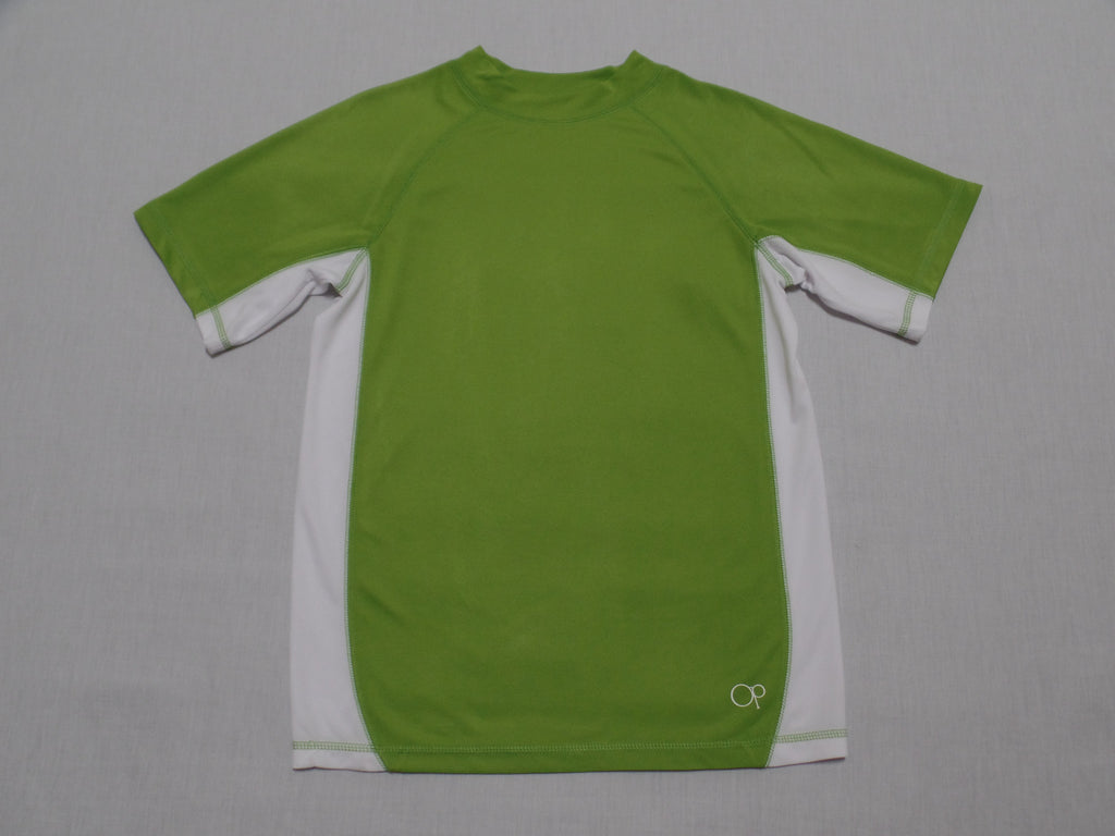 OP Rash Guard-Solid S/S Shirt: Sizes M, XL