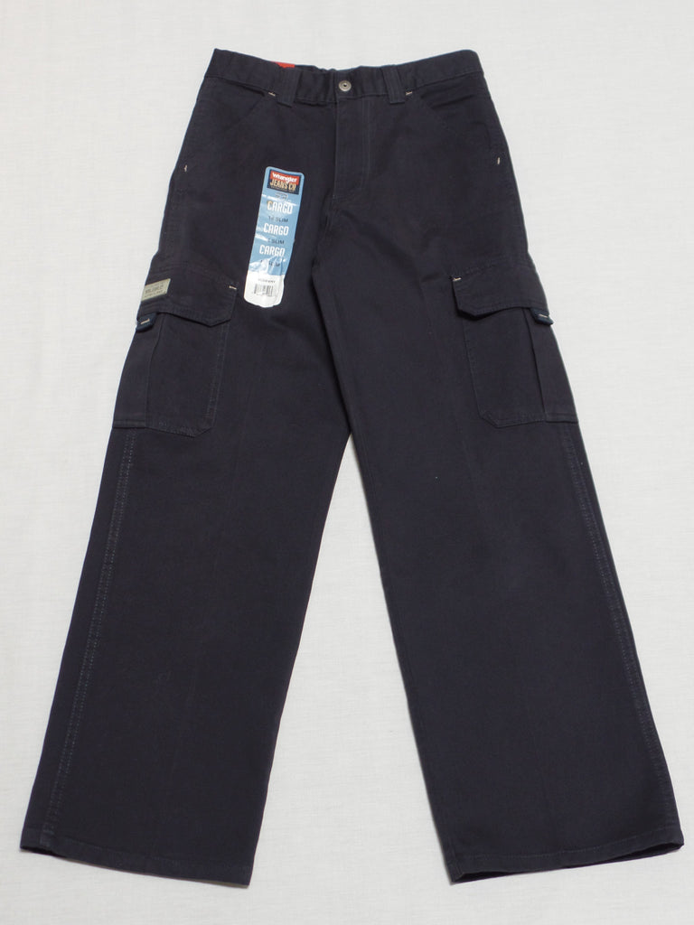 Wrangler Cargo Jeans Adjustable Fit - 100% Cotton: Sizes 8S, 14S, 14H