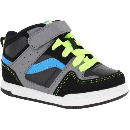 Boy's Infant High Top Skate Sneaker  -  Choose Size (7, 11)