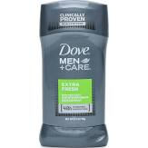 Dove Men Care Deodorant, Extra Fresh (2.7 oz.) Choose Your Size: Single or 5 pack
