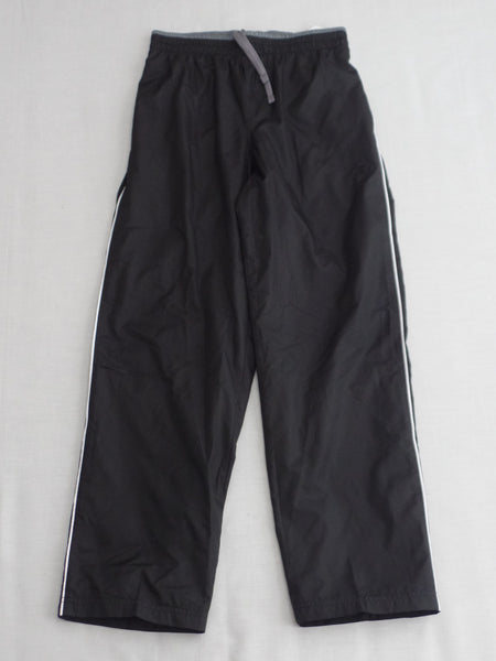 Mens Starter Athletic Wind Long Pants (Loose fit)-100% Polyester: Size S 28-30