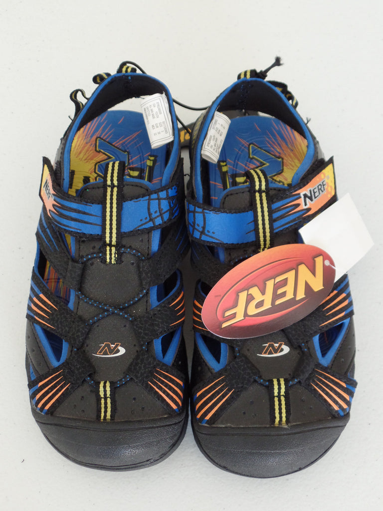 Nerf Casual Boy's Sandals - Choose Size:  (3, 4, 9, 12)