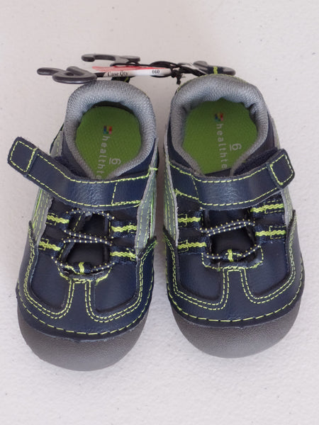 Infant Boys healthtex Soft Sole Shoes Size 6