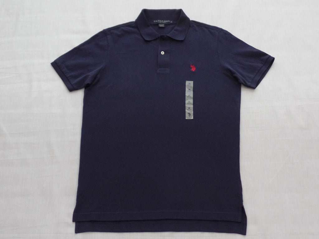Men's U.S. POLO ASSN. Shirts - 100% Cotton (Size M) Small Logo
