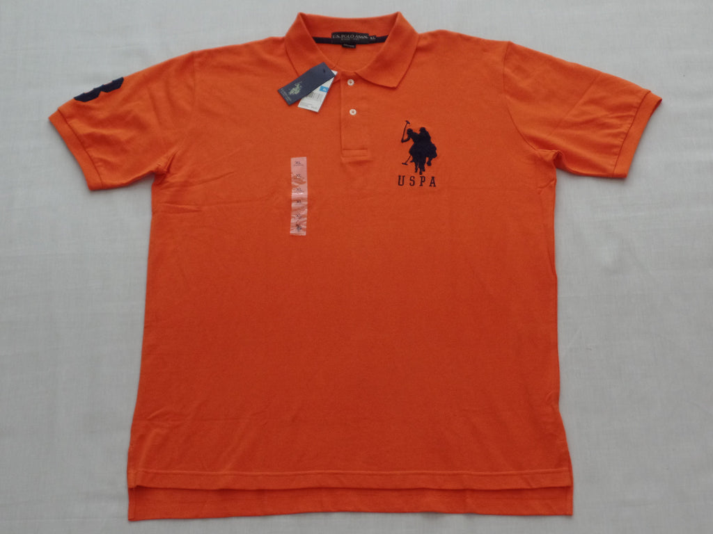 Men's U.S. POLO ASSN. Shirts - 100% Cotton (Size XL)