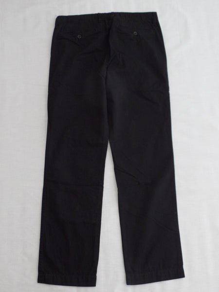 Men's Arizona Original Straight fit, Straight Leg, Black Pants (Sits below Waist) Choose Your Size