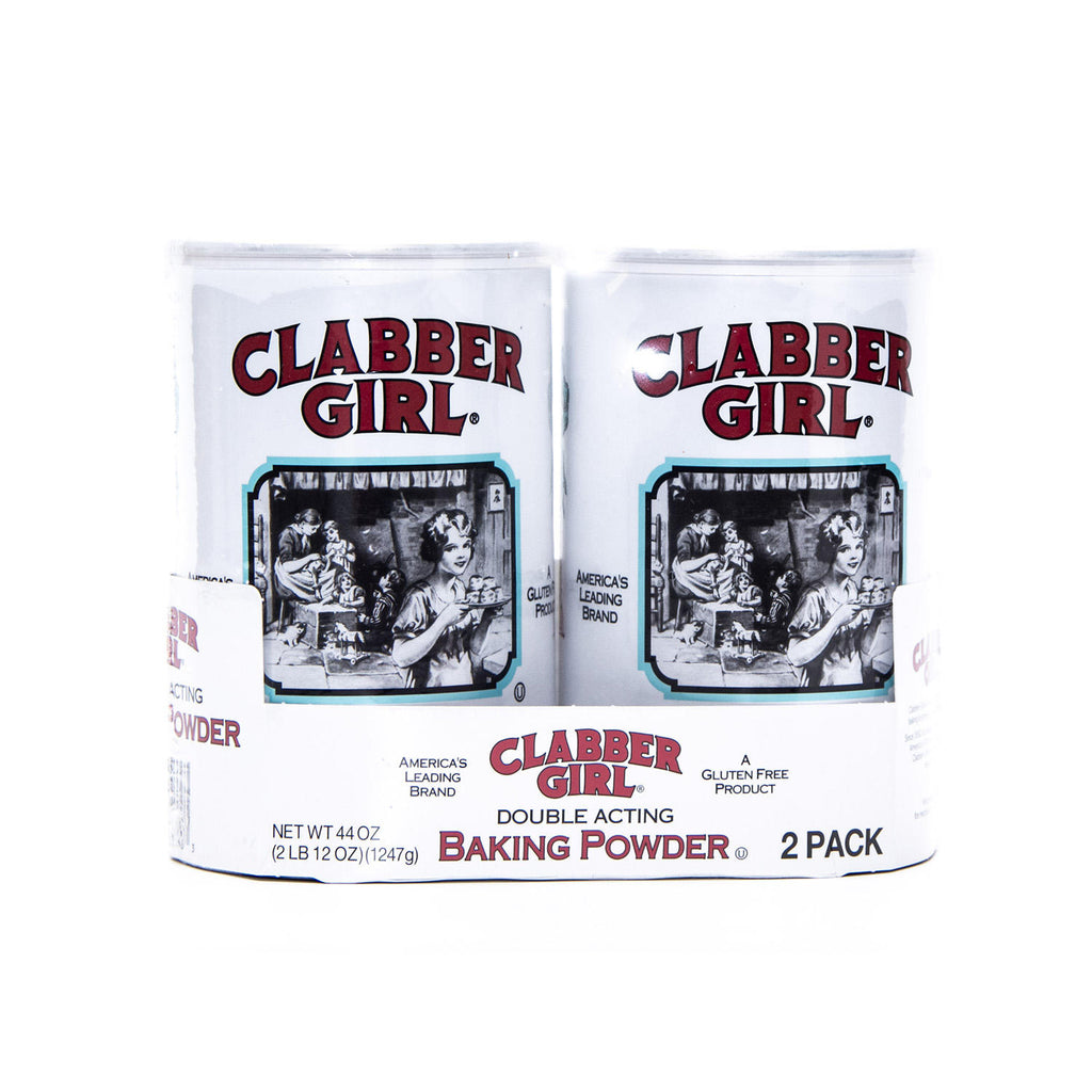 Clabber Girl Baking Powder - 2 Pack (22 oz.)