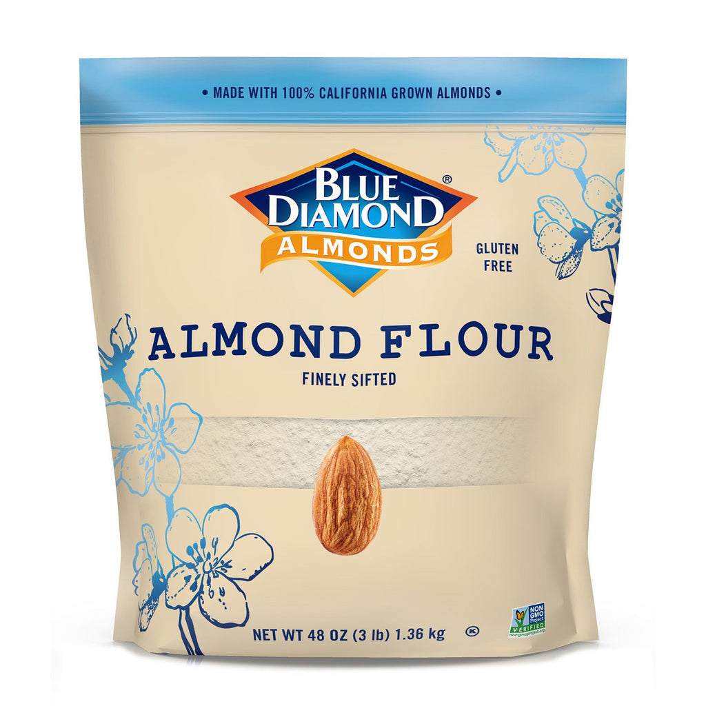 Blue Diamond Almond Flour- 48 oz. (3 lbs)