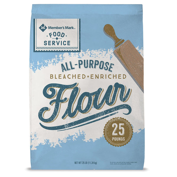 All Purpose Flour MM (25 Pounds)