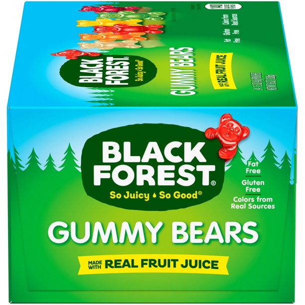 Black Forest Gummy Bears  24 Count - (1.5 oz.)