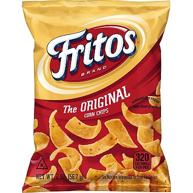 Chips - Frito Lay Big Grab Variety Pack (30 Count.)