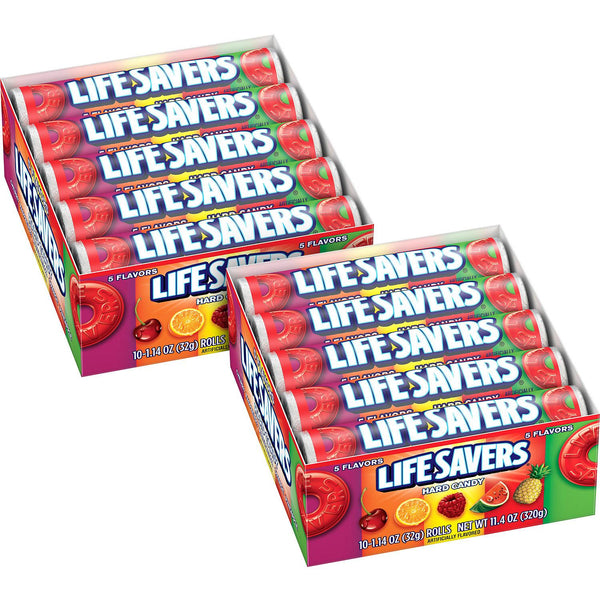 Lifesavers Hard Candy - 20 Count (1.14 oz.)