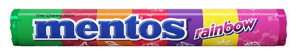 Mentos Fruit Variety -15 Count (1.32 oz.,)