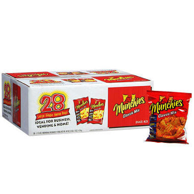 Munchies Classic Mix  - 28 Bags