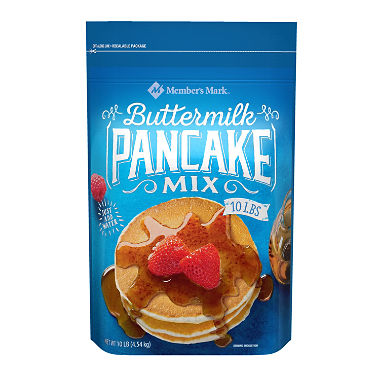 Buttermilk Pancake Mix - Member's Mark (10 lbs.)