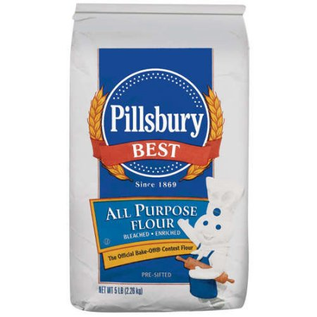 Pillsbury Best All Purpose Flour Bleached Enriched, 5.0 LB