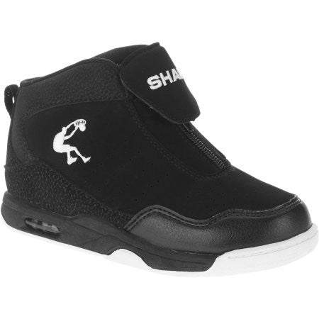 Boy's Shaq Infant Zip-up Basketball Shoe - Size 10
