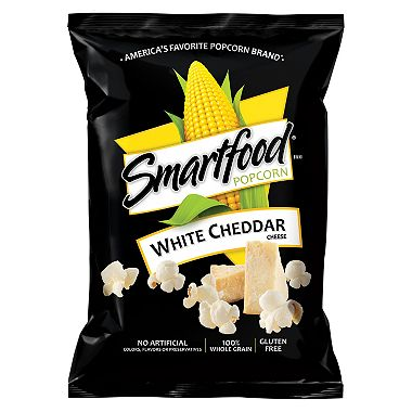 Smartfood White Cheddar Cheese Popcorn (50 Count)