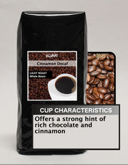 ALVARI Cinnamon Decaf Coffee