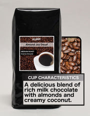 Almond Joy Decaf