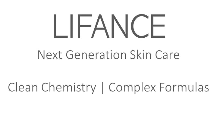 LIFANCE Clean, Anti Aging Skin Care