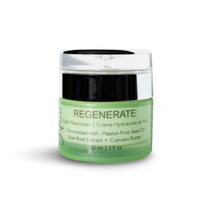 REGENERATE Passion Fruit Anti-Aging Night Moisturizer 60 ml