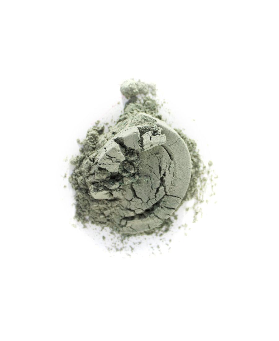 GLACIAL CLAY & SPIRULINA Powdered Mask 1.5 oz