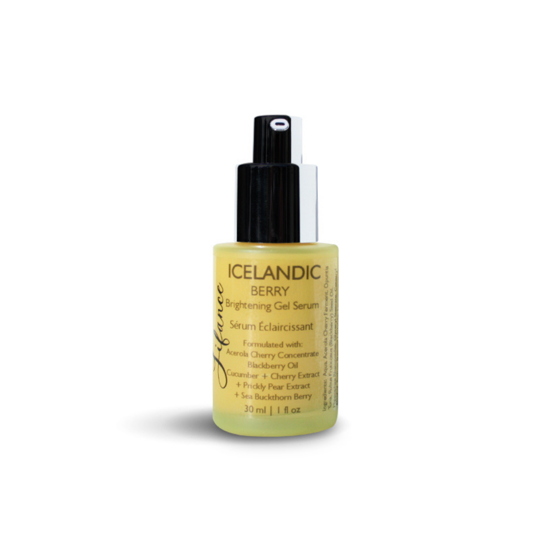 ICELANDIC BERRY Brightening Serum (Vitamin C) 30 ml