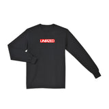 Unfazed - Box Logo Long Sleeve