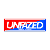 Unfazed - Drop a Gear and Disappear Sticker