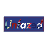 Unfazed - Trump 2016 Sticker