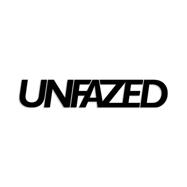"Unfazed - 4"" Die Cut Sticker"