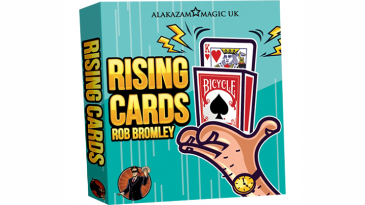The Rising Cards Blue (DVD and Gimmicks)