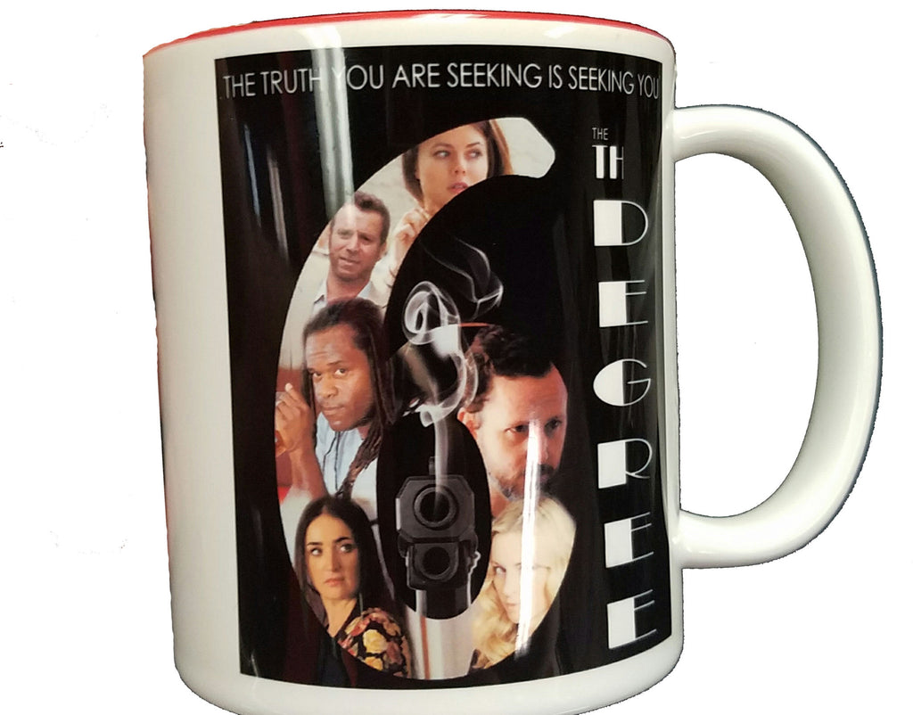 The 6th Degree Official Coffee Mug