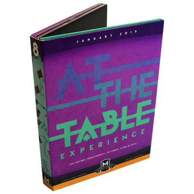 At the Table Live Lecture January 2015 (4 DVD Set)