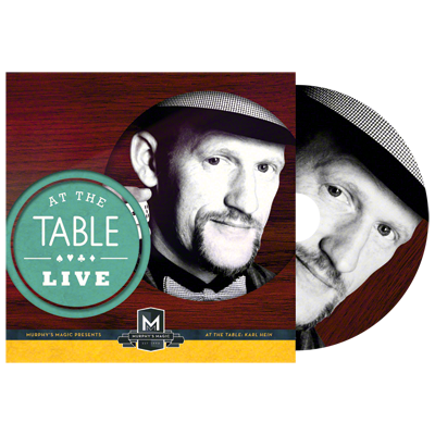 At the Table Live Lecture with Karl Hein