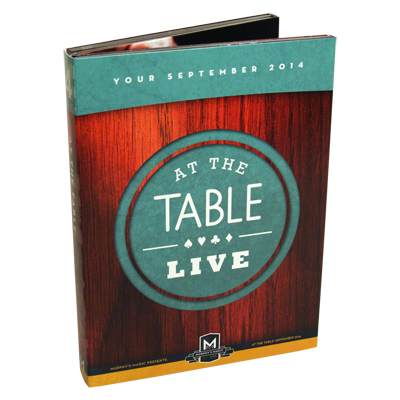 At the Table Live Lecture September 2014 (4 DVD Set)