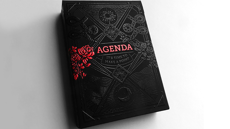 Agenda Playing Cards