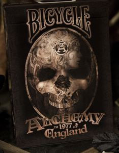 Alchemy England - 2nd Edition Playing Cards