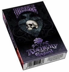 Alchemy - 1st Edition Playing Cards