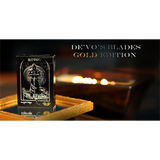 Blades Gold Edition Playing Cards