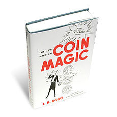 New Modern Coin Magic (Hard Cover)