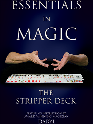 Essentials in Magic - Stripper Deck